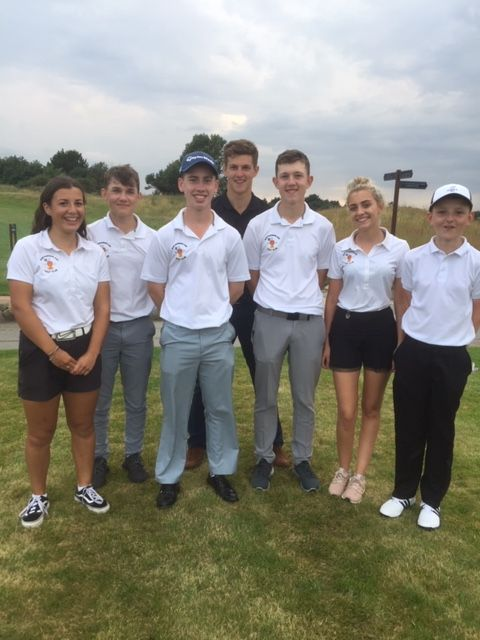 Northumbria Junior Golf League